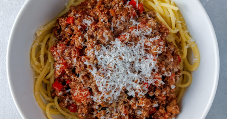 Spicy Low-FODMAP Tomato Sauce