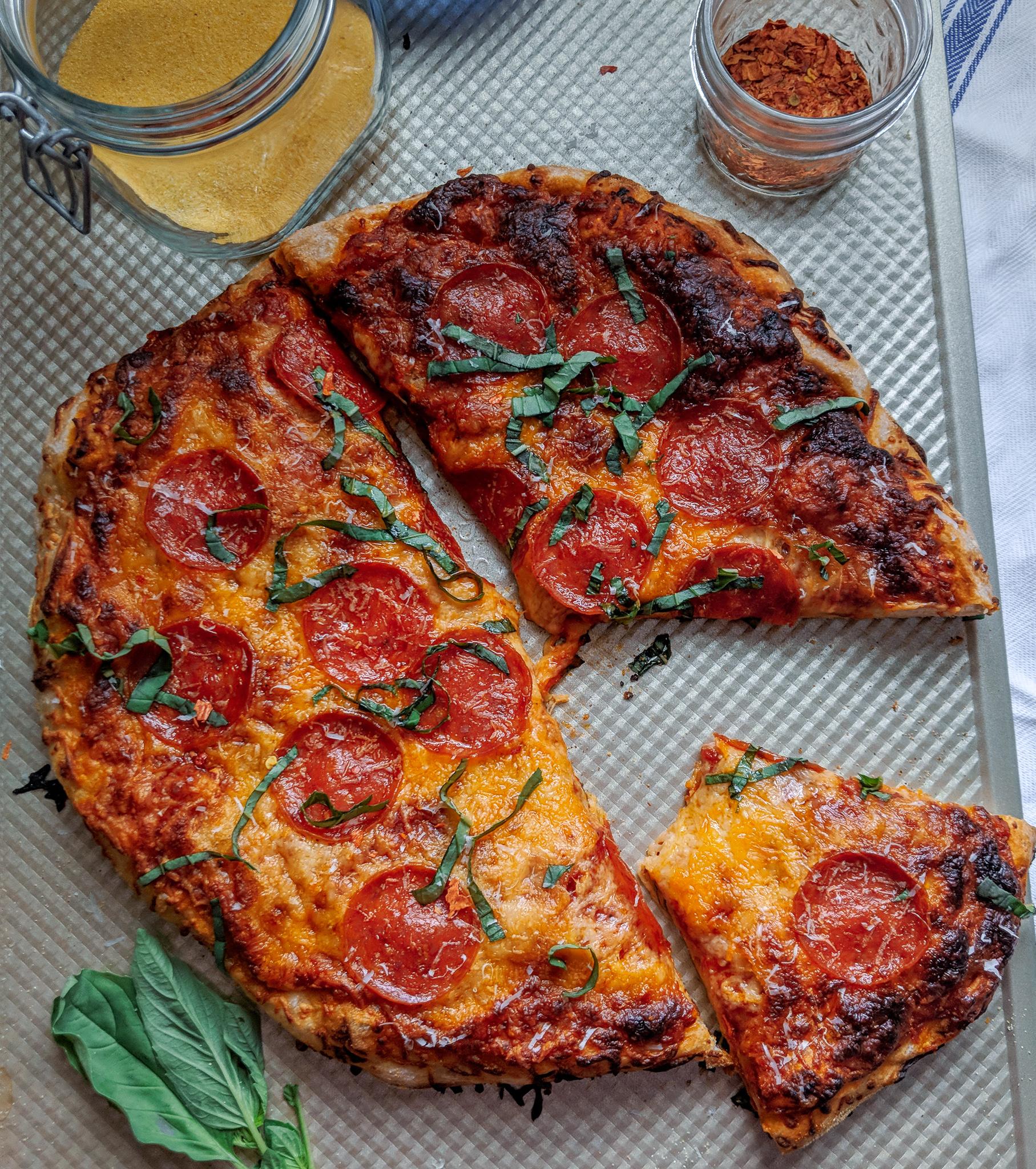 Sourdough Pizza Crust: A Guide